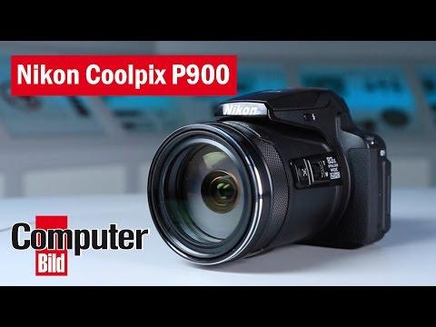 Kompakte Kamera im Test: Nikon Coolpix P900