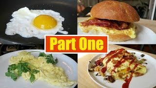 Beginners Guide to Cooking Eggs Every Way