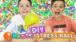 DIY Orbeez Stress Ball | Brock And Boston