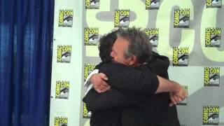 SDCC: Nick Brendon surprises Anthony Head