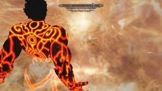 SKYRIM - Insane MODS (ASURAS WRATH)
