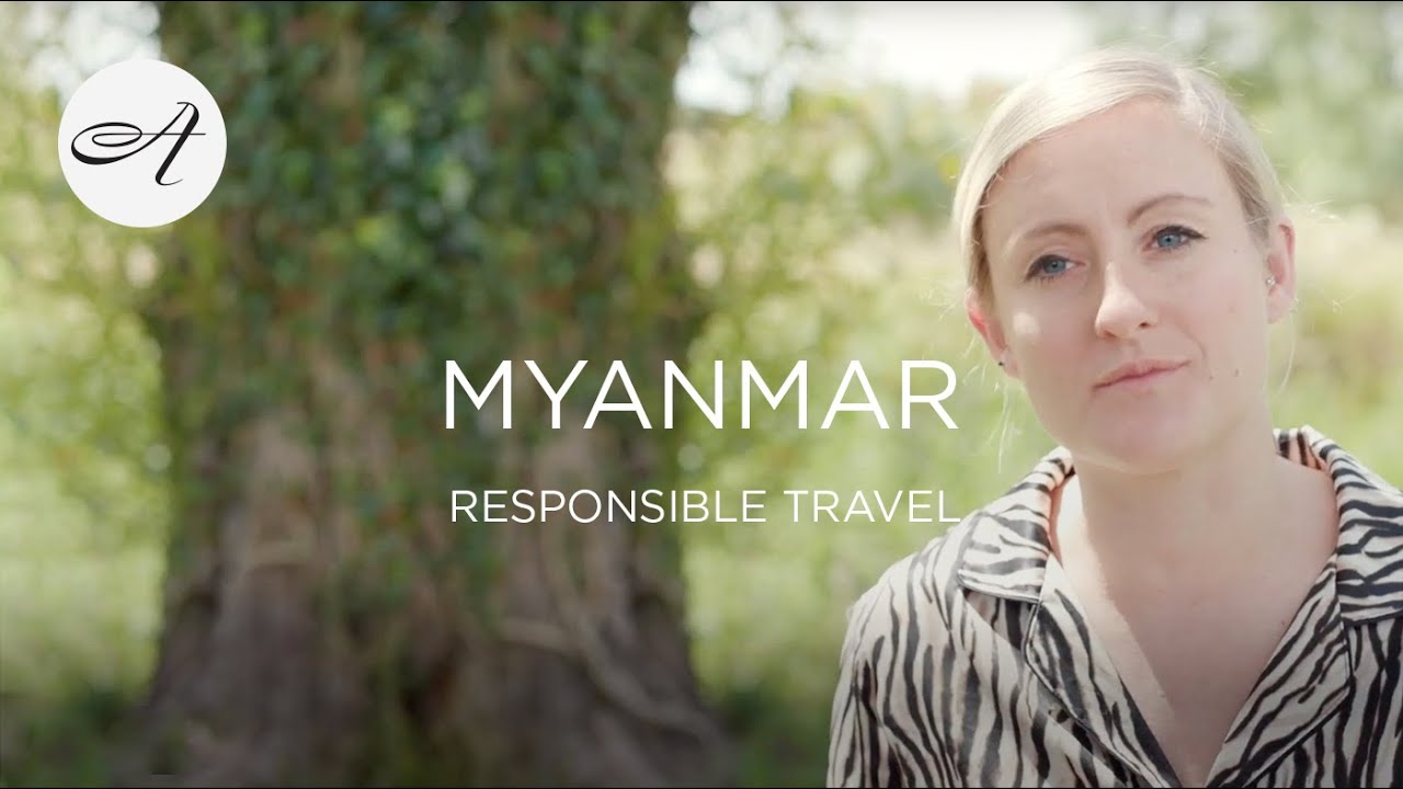 Responsible travel in Myanmar with Audley