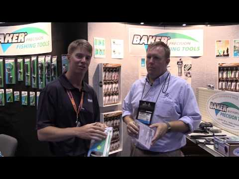 Baker Fishing Tools Hook Out at ICAST 2014