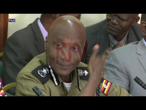 Former police chief, Kale Kayihura insists he is innocent