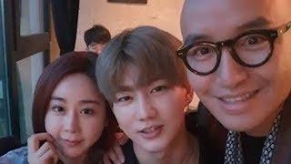 ホン・ソクチョン、ハム・ソウォン夫妻と認証ショット..愛するならば彼らのように20180505