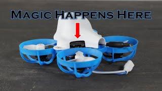 BetaFPV Meteor65 HD | World's Smallest HD Drone!