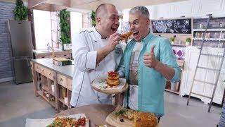 Блюда для бранча - Готовим вместе - Интер