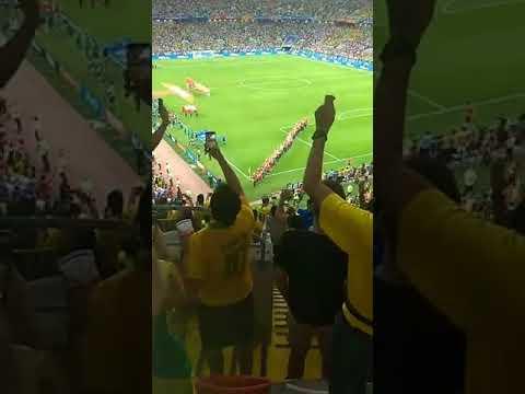 Mãe da Fome no Jogo da Brasil x Servia 2018 Copa da Rússia no Otkrytie Arena (ou Spartak Stadium) é um estádio multiuso, localizado em Moscou, na Rússia, cuja construção começou em outubro de 2010