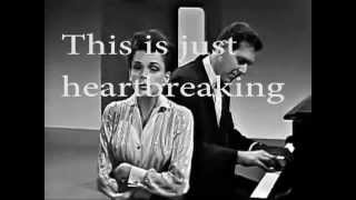 """Judy Garland, """"Just in Time"""""""