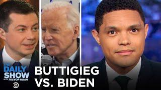 Dems Take Shots at Buttigieg & Biden Takes Shots at Voters | The Daily Show