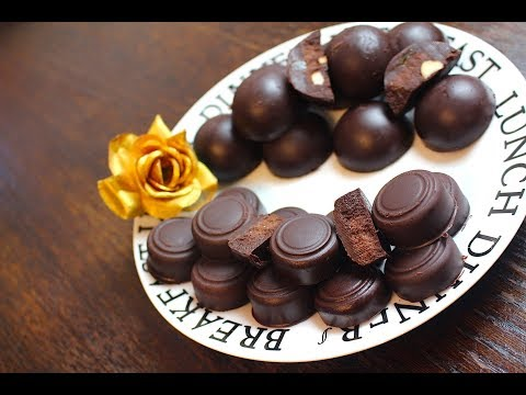 Homemade CHOCOLATE *COOK WITH FAIZA*