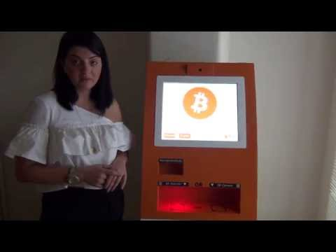 Bitcoin ATM Bcash Greece Inc video