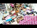 Download Video BEAUTY ROOM DECLUTTER | MY PALETTE COLLECTION