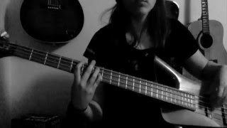 Joni Mitchell - You dream flat tires bass cover