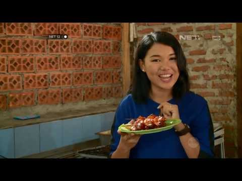 Video NET 12 - Sate Udang bakar madu di Depok