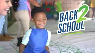 Kids 'R' Kids Back to School Program - Pre-K