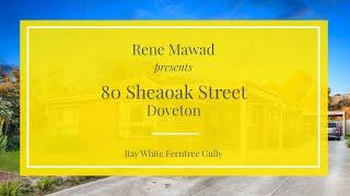 80 Sheoak Street, Doveton - Ray White Ferntree Gully
