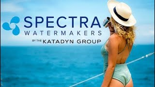 Explanation & Installation Of A Spectra Watermaker