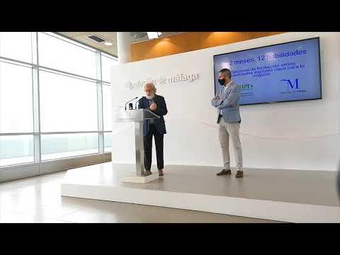 La Diputación de Málaga y UPTA formarán en habilidades digitales a los autónomos de la provincia