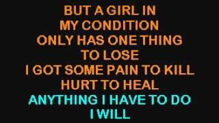 SC3363 05   Clark, Terri   Pain To Kill [karaoke]