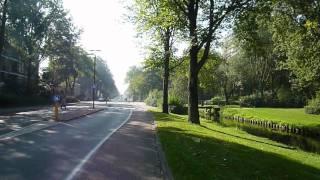 preview picture of video 'Bicycle Trip: Houtenseweg in Nieuwegein to Beneluxweg in IJsselstein [BNIJLSVHG part 2]'