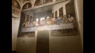 The Last Supper in Milan Italy (Leonardo Da Vinci) - How to get tickets?