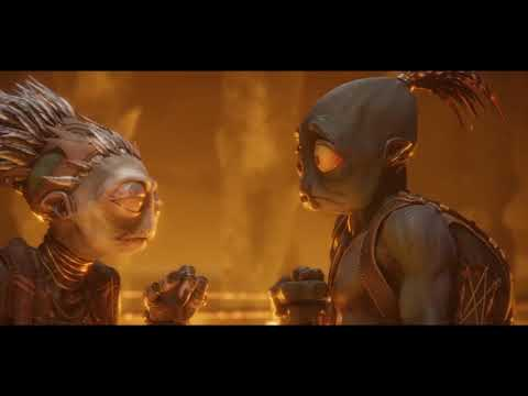 Видео № 0 из игры Oddworld: Soulstorm - НЕстандартное издание [PS5]