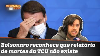 Joel: É tudo mentira do Bolsonaro