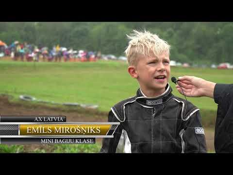 Latvijas autokrosa čempionāta 2. posms / Vecpils / 07.08