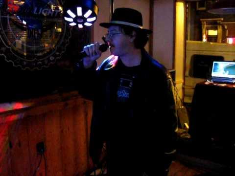 """Al's Karaoke at Olde Towne Tavern """"In Da Club"""""""