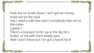 Chris LeDoux - Take Me to the Rodeo Lyrics