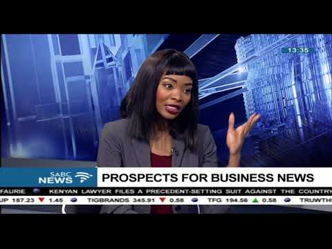 Prospects for business news: Lukanyo Mnyanda