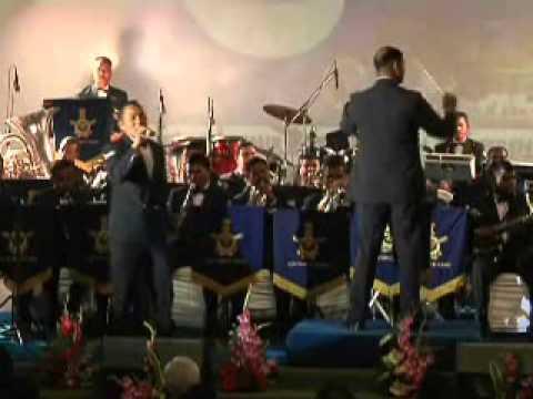 IAF holds musical show