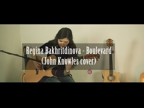 Regina Bakhritdinova - Boulevard
