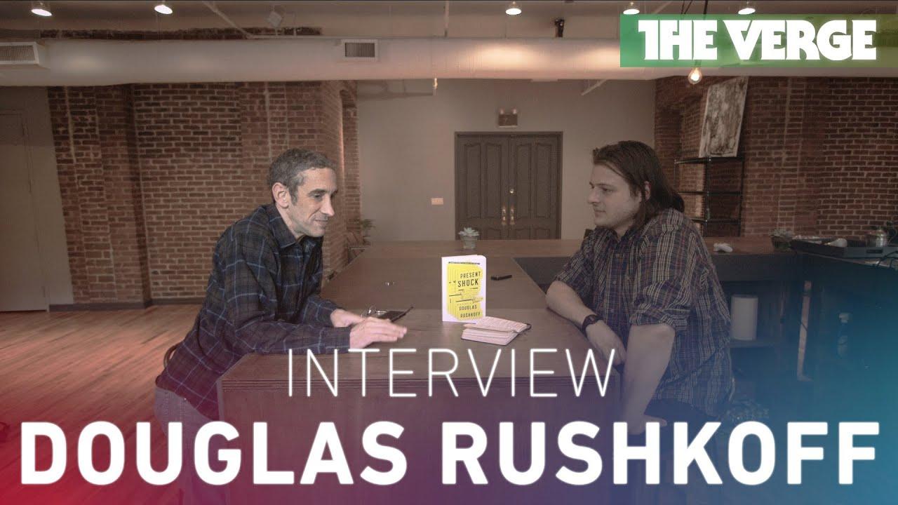 Douglas Rushkoff Interview thumbnail
