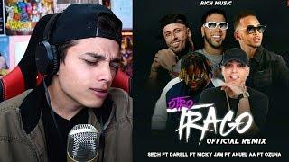 [Reaccion] Sech   Otro Trago (Remix) Ft. Darell, Ozuna, Nicky Jam & Anuel AA Cover