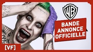 Gambar cover Suicide Squad - Bande Annonce Officielle (VF) - Jared Leto / Margot Robbie / Will Smith