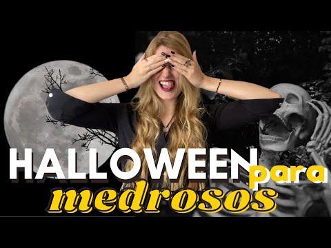 HALLOWEEN PARA MEDROSOS: 5 DICAS DE LIVROS   Laura Brand