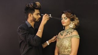 IWATA Airbrush Makeup with Cyruss Mathew