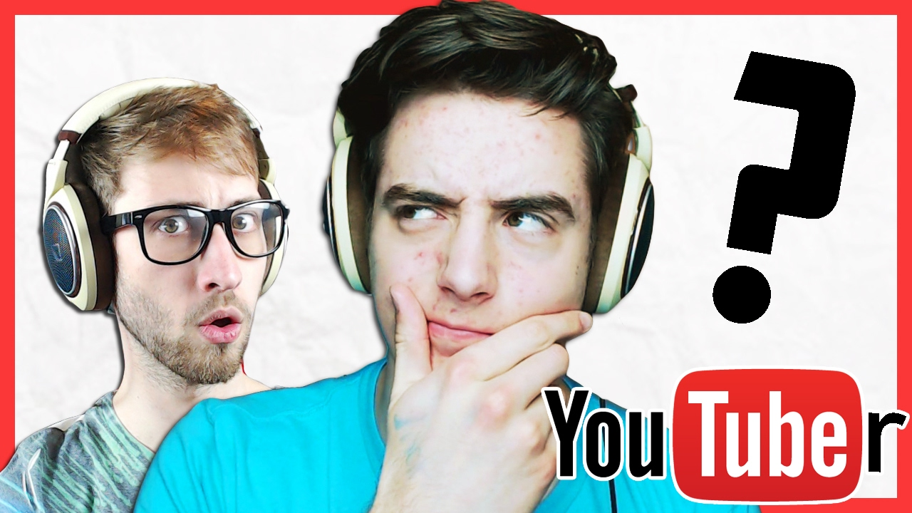 GUESS THAT YOUTUBER CHALLENGE 2! - Denis, Alex, Corl and
