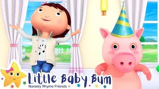 Party Bus   Little Baby Bum   Cartoons and Kids Songs   Songs For Kids   Bus Songs