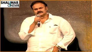 Naga Babu Fires On Yandamuri Veerendranath & Rgv At Khaidi No 150 Movie Pre Release Function