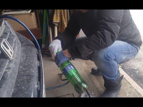 Реанимация АКПП Honda CR-V RD1 (буксует, пинается)