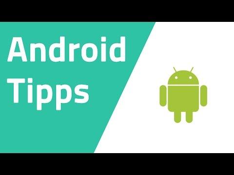 Die 10 besten Smartphone Tipps für Android Handys (Samsung)