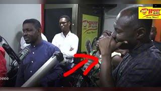 Nacee Breaks Prophet Badu Kobi Into Pieces On Live Radio