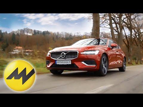1,8 L/100km im Volvo S60 T8 Hybrid | Wie realistisch ist der Bilderbuch-Verbrauch? | Motorvision