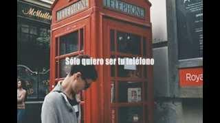 James Blunt - Telephone [Subtitulada en español] + lyrics en la descripción.