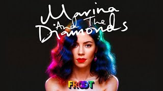 MARINA AND THE DIAMONDS   Can't Pin Me Down [Official Audio]