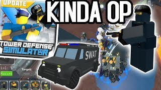 roblox tower defense simulator how to get john - TH-Clip