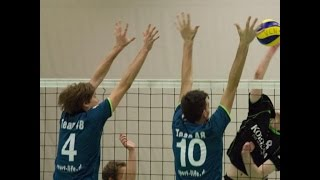 preview picture of video '5.Saisonspiel 30.11.2014 MTV 48 Hildesheim vs DJK Northeim'